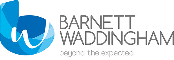 Barnett Waddington logo